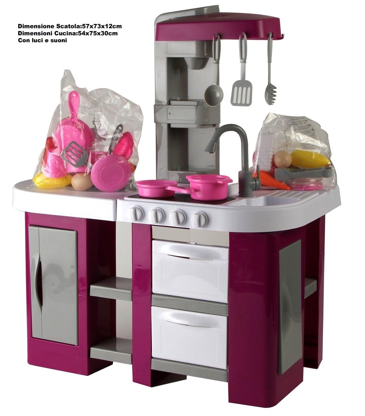Cucina Giocattolo My Chef Per Bambini Cucina Gioco | LGV Shopping