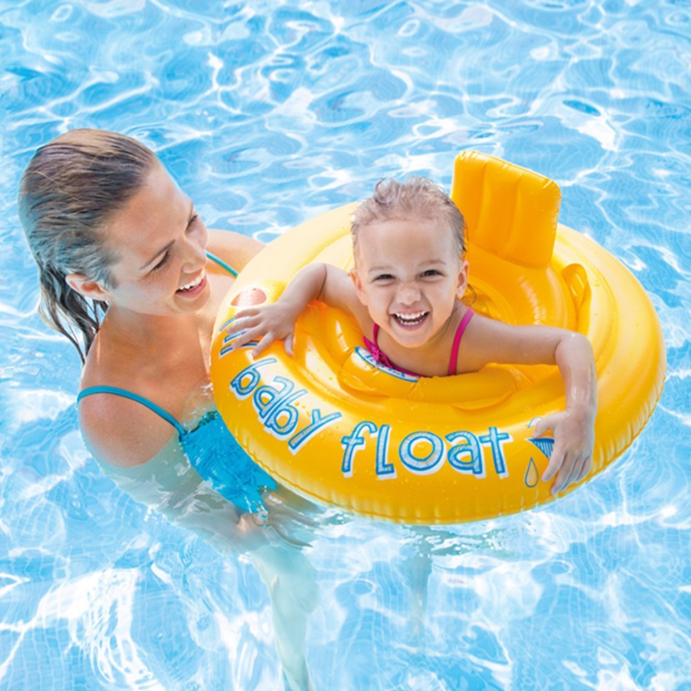 Intex Baby Salvagente Per Piscina Bracciolo Galleggiante Salvagente 56585.