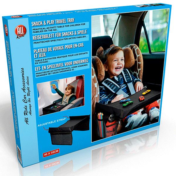 Tavolino Da Auto.Tavolino Da Viaggio Bambini Vassoio Per Disegnare Giocare Auto Aereo Camper Lgv Shopping