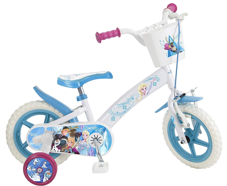 Bici Bicicletta Per Bambini 12 Disney Frozen Lgv Shopping