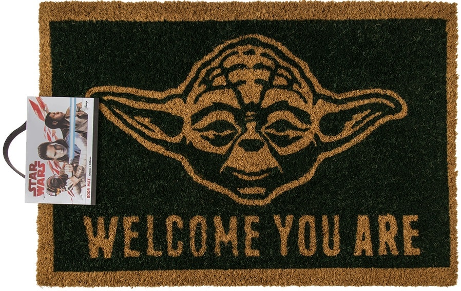 Tappeto Zerbino STAR WARS WELCOME YOU ARE 60x40 CM Tappeti Zerbini.