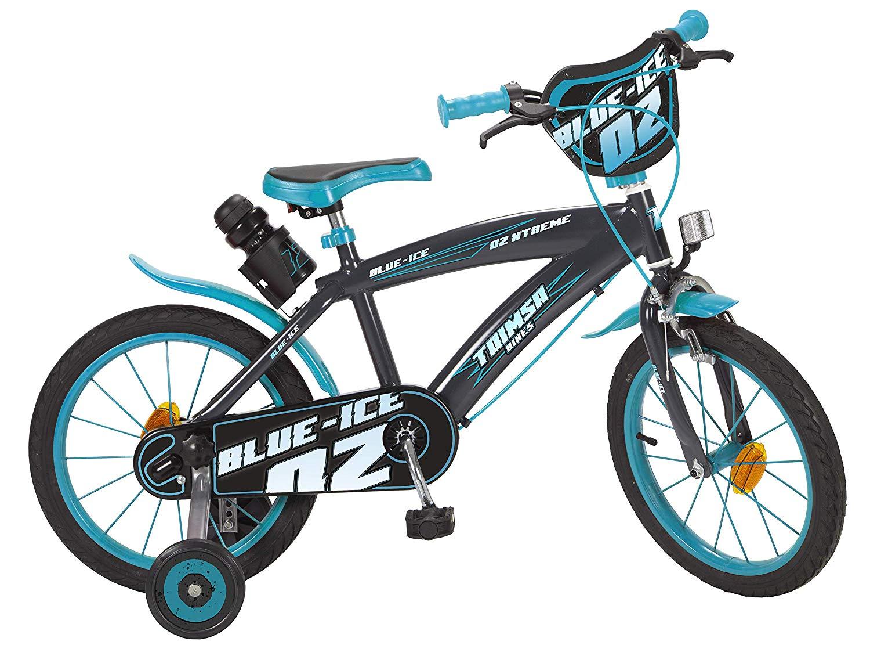 Bici Bicicletta Per Bambini 16 Modello Blue Ice Lgv Shopping