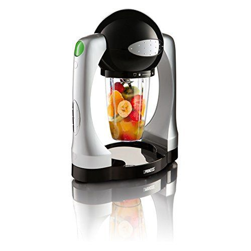 Frullatore Mixer Centrifuga Smoothie Maker Per Frutta Gelato Turbo 300w Princess.
