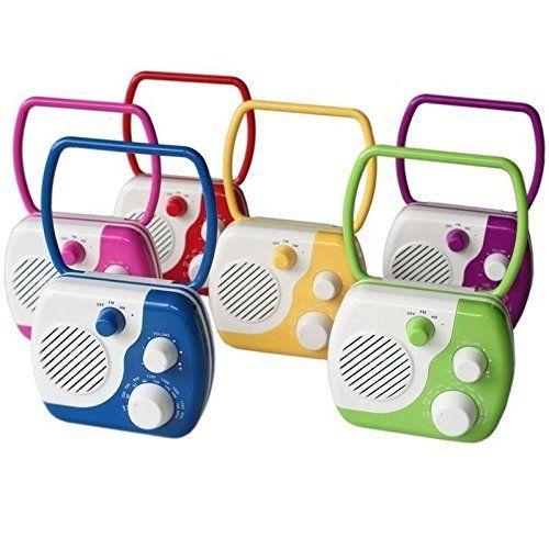 Radio de Douche pour à l\'écoute Musique dans la salle bain étanche ...