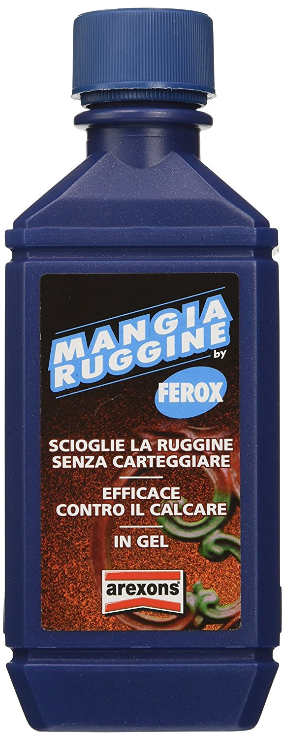 Il Mangia Ruggine Gel 150 Ml Scioglie Ruggine Fosfatante Senza Carteggiare .