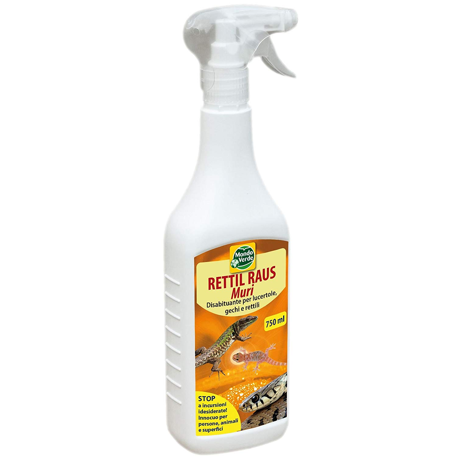 Prodotti Contro I Gechi spray 750 ml disabituante per rettili | lgv shopping