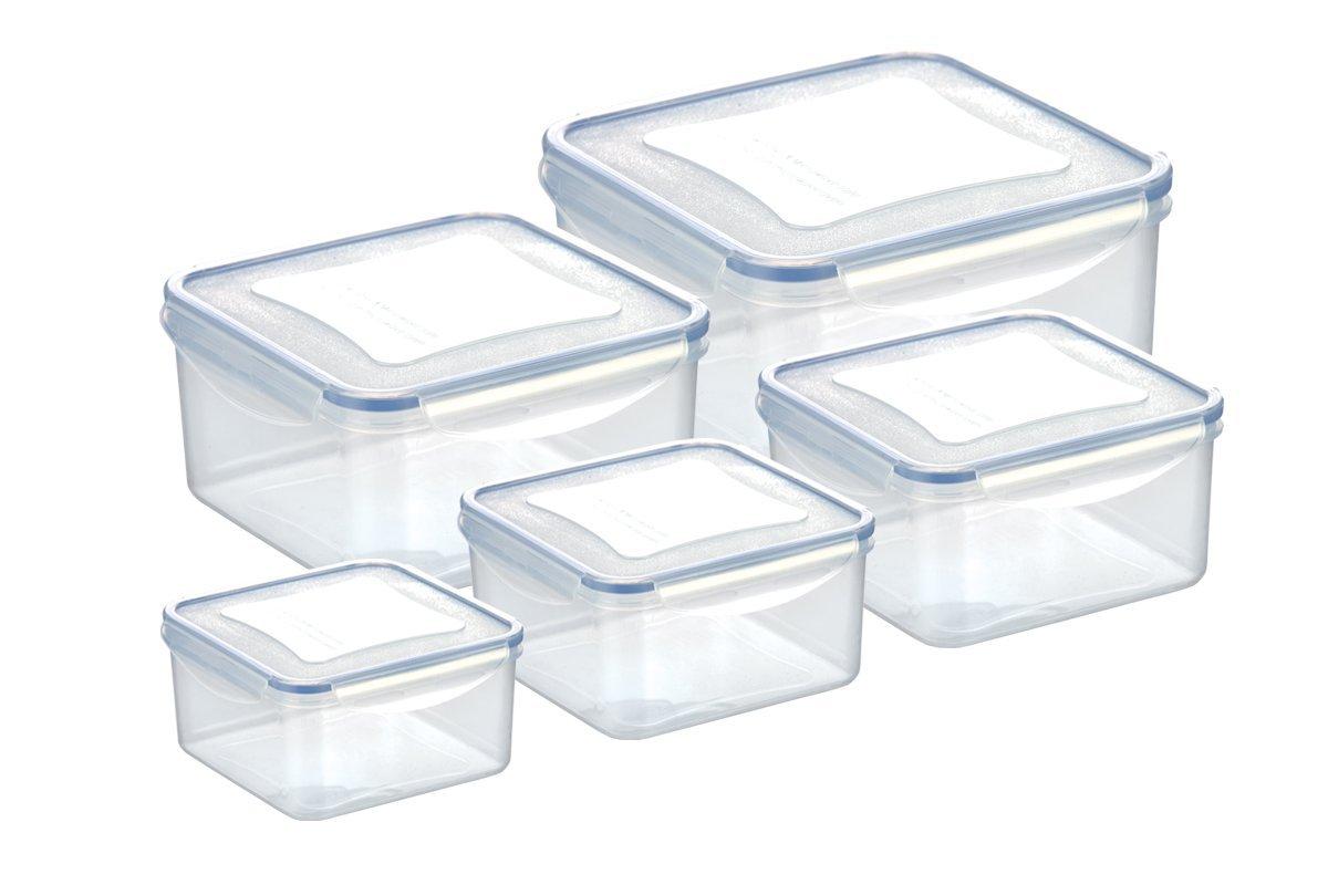 Contenitori Per Organizzare Frigo contenitori per organizzare il cibo in cucina   lgv shopping