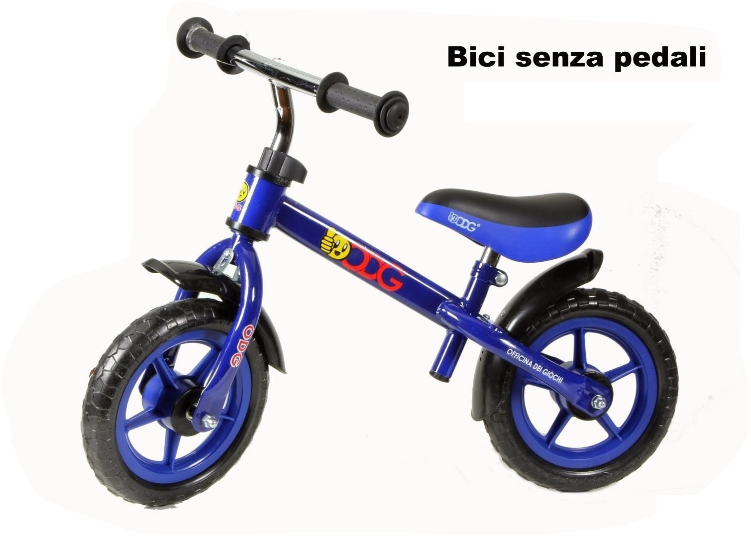 Bici Bicicletta Senza Pedali Pedagogica Lgv Shopping