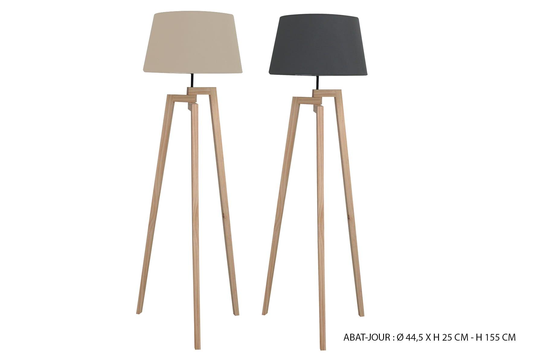 Lampada Abatjour Altezza 155 Cm | LGV Shopping